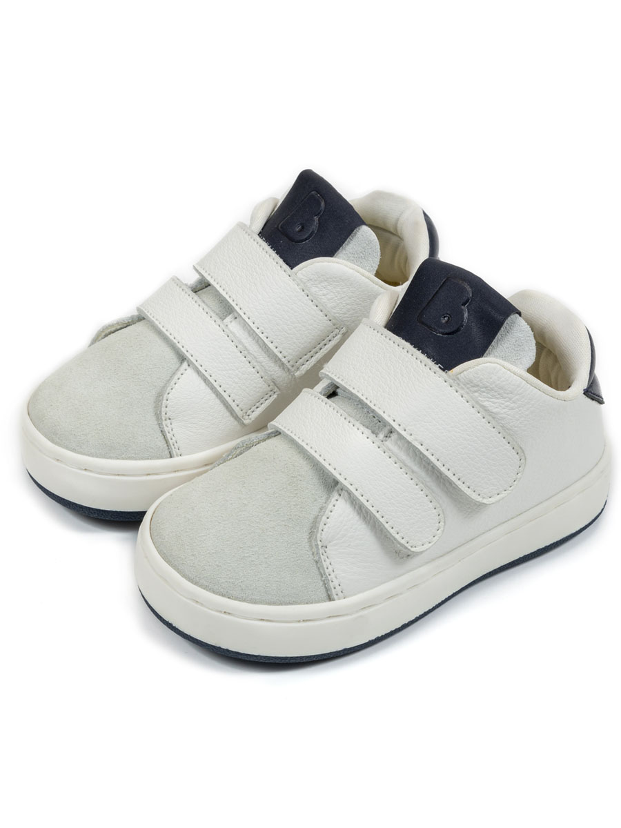 Babywalker Sneakers Λευκά BW4203