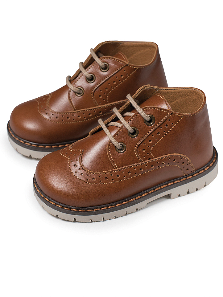 Babywalker Exclusive Brogues Ταμπά EXC5157C