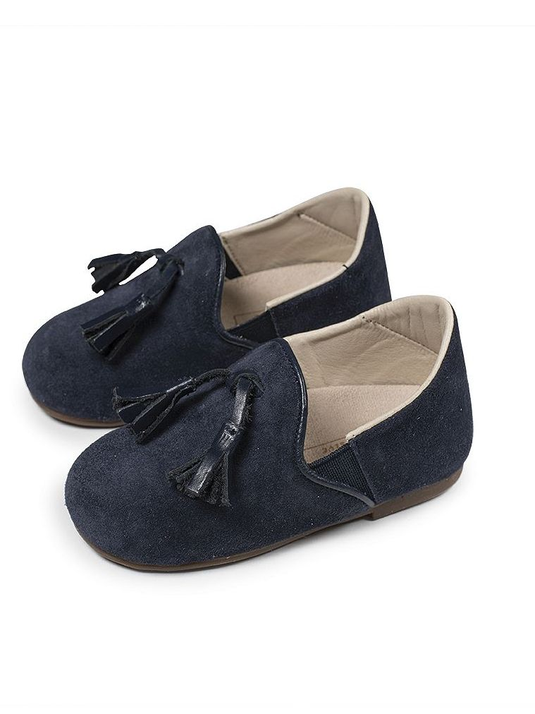 Babywalker Exclusive Loafer Μπλε EXC5173B
