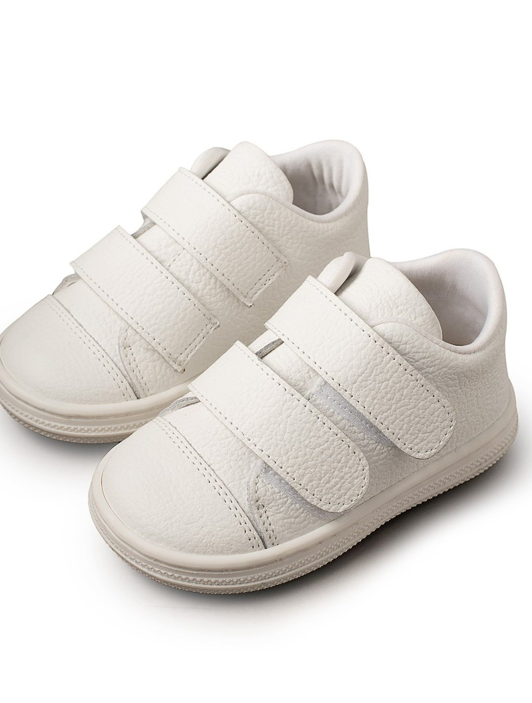 Babywalker Basic Sneakers Λευκό BS3028W