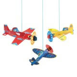 Djeco LBR Airy objects to hang Planes