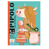 Djeco Playing card Pipolo