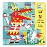 Djeco For older children - Collages Monster gallery