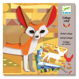 Djeco For older children - Collages Into the wild
