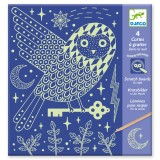 Djeco Small gifts - Scratch cards At night