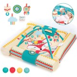 Ludi Multicolor Indian Inflatable Playground