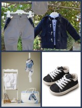 """Winter Christening Package """"Clouds"""" 90309"""
