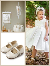 "Winter Christening Package ""Winter Song"" 90401"