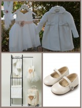 "Winter Christening Package ""Pure Heart"" 90407"