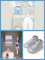 """Christening Package """"Lucky Star"""" 01717"""
