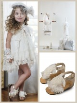 "Christening Package ""Vintage Beauty"" 01608"