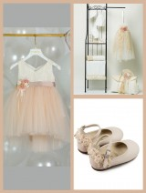 "Christening Package ""Little Rosebud"" 01625"