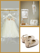 "Christening Package ""Lady Nature"" 01619"