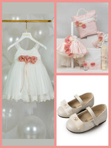 "Christening Package ""In Full Bloom"" 01654"