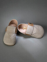 Everkid Christening Baby Shoes Beige 211101E
