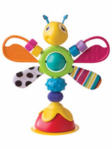 """""""Freddie the Firefly High Chair Toy"""" Lamaze LC27243"""