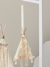 """Christening Candle Giannopoulos """"Indian Girl"""" 5438"""