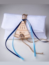 Jour Beni Christening Bonbonniere Pouch Indian 70219