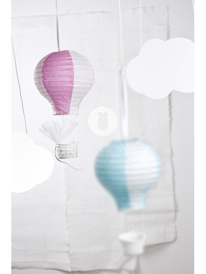 Christening Bonbonniere  Air Balloon of Paper 100351
